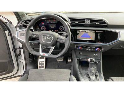 AUDI Q3 35 TDI 150 CH S TRONIC 7 S EDITION - Miniature 4