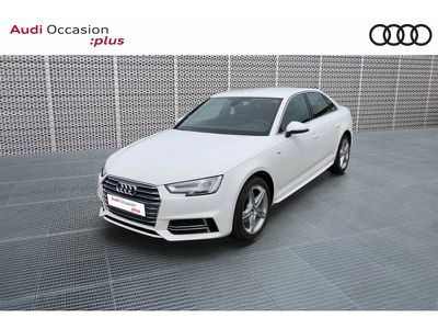 Audi A4 1.4 TFSI 150 S tronic 7 S line occasion