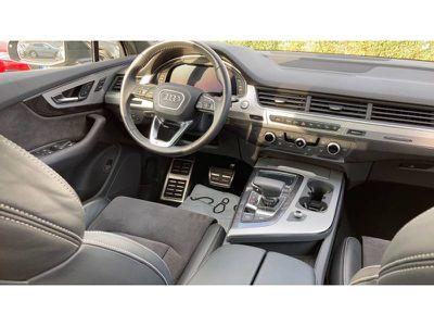 AUDI Q7 3.0 V6 TDI CLEAN DIESEL 218 TIPTRONIC 8 QUATTRO 7PL S LINE - Miniature 4