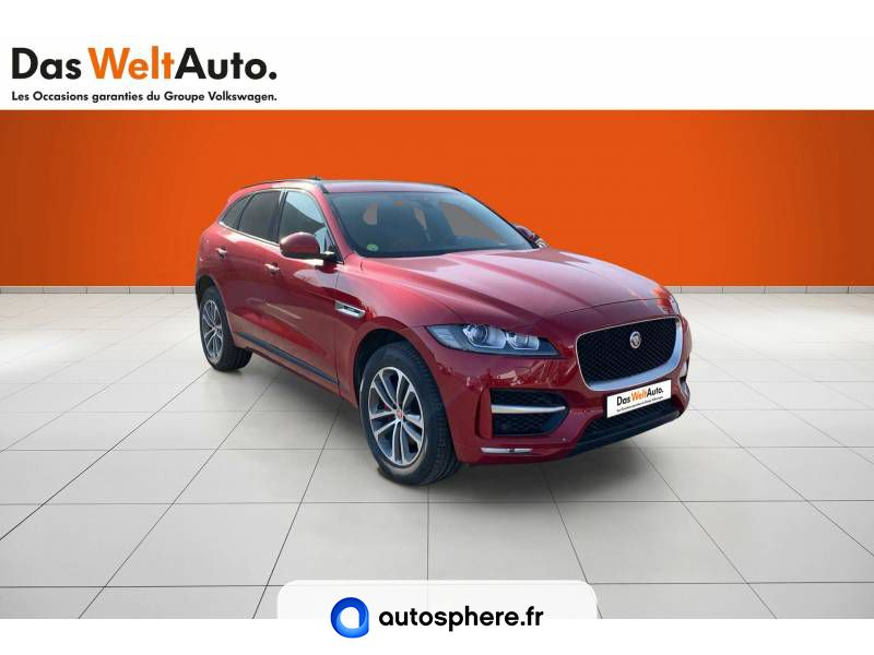 JAGUAR F-PACE V6 3.0 D - 300 CH AWD BVA8 R-SPORT - Photo 1