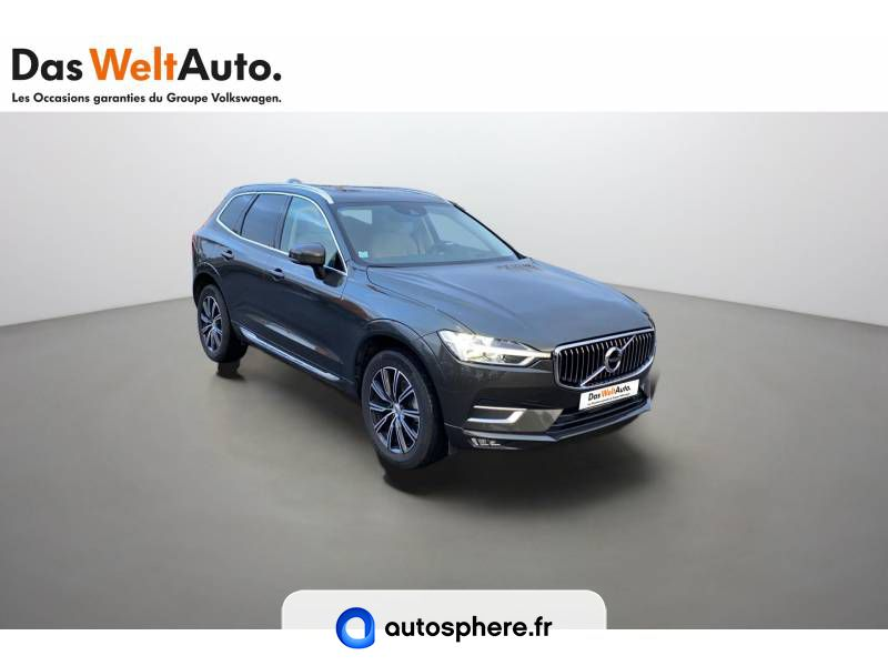 VOLVO XC60 D4 ADBLUE 190 CH GEARTRONIC 8 INSCRIPTION LUXE - Photo 1