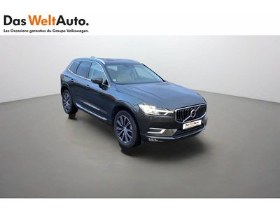 Volvo Xc60 D4 AdBlue 190 ch Geartronic 8 Inscription Luxe occasion