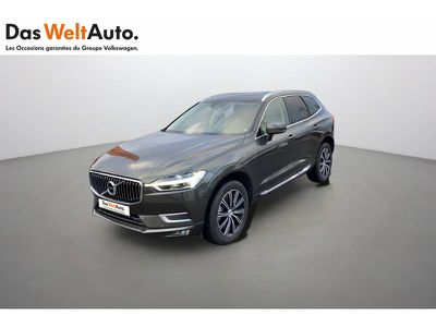 VOLVO XC60 D4 ADBLUE 190 CH GEARTRONIC 8 INSCRIPTION LUXE - Miniature 2
