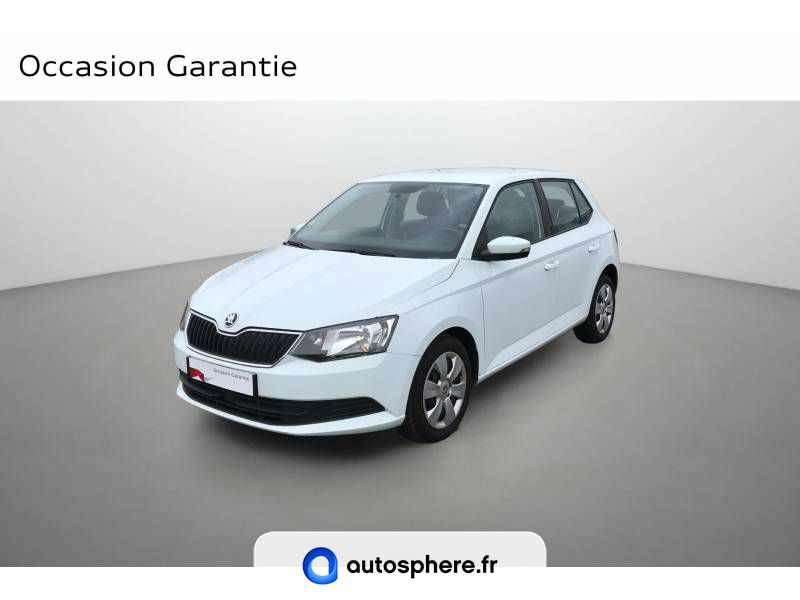 SKODA FABIA 1.4 TDI 90 CR FAP GREENTEC AMBITION - Photo 1