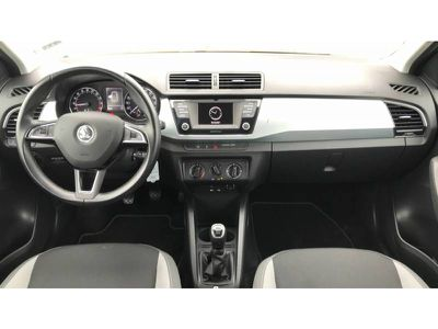 SKODA FABIA 1.4 TDI 90 CR FAP GREENTEC AMBITION - Miniature 4