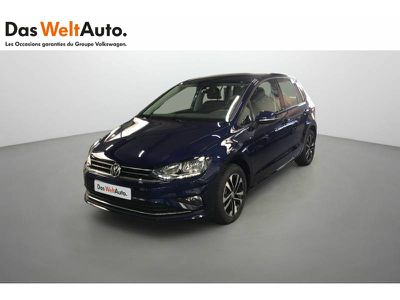 Volkswagen Golf Sportsvan 1.6 TDI 115 FAP BVM5 United occasion