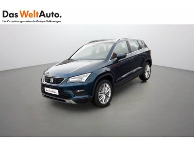 Seat Ateca 1.6 TDI 115 ch Start/Stop Ecomotive DSG7 Xcellence occasion