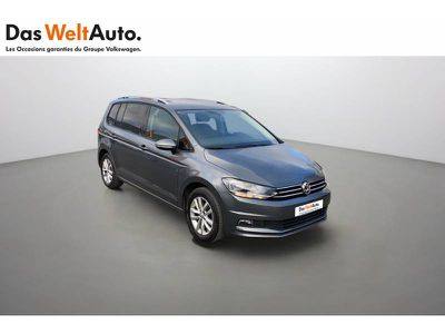 Volkswagen Touran 1.6 TDI 115 DSG7 7pl Confortline Business occasion