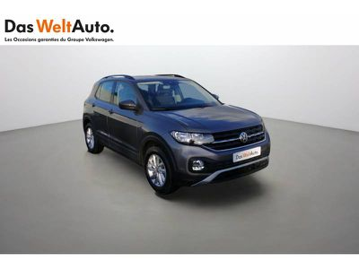 VOLKSWAGEN T-CROSS 1.0 TSI 115 START/STOP BVM6 LOUNGE - Miniature 1