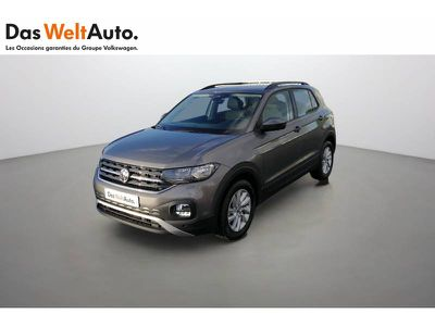VOLKSWAGEN T-CROSS 1.0 TSI 115 START/STOP BVM6 LOUNGE - Miniature 2