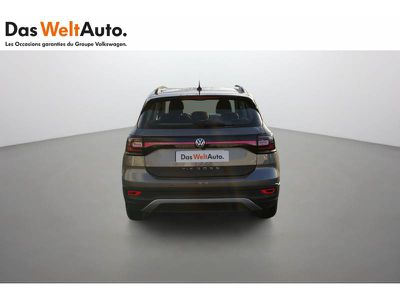 VOLKSWAGEN T-CROSS 1.0 TSI 115 START/STOP BVM6 LOUNGE - Miniature 4