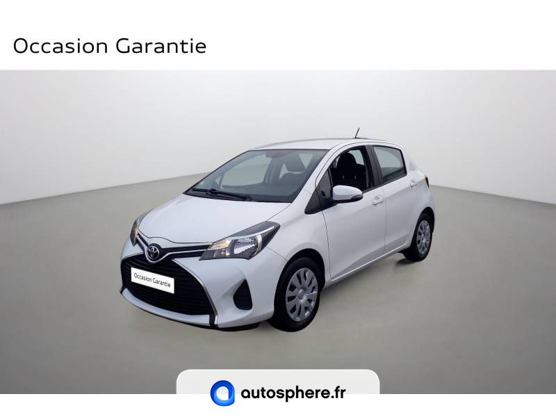 TOYOTA YARIS 69 VVT-I FRANCE - Photo 1