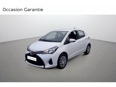 Toyota Yaris 69 VVT-i France occasion
