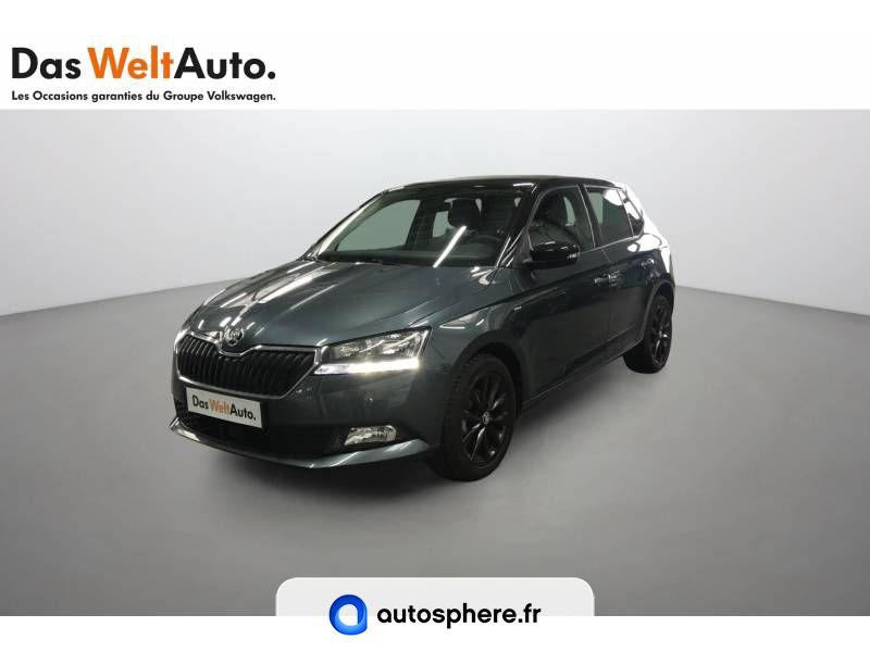 SKODA FABIA 1.0 TSI 95 CH BVM5 BUSINESS - Photo 1