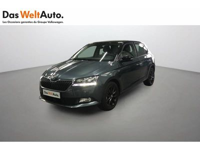 SKODA FABIA 1.0 TSI 95 CH BVM5 BUSINESS - Miniature 1