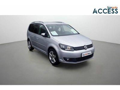Leasing Volkswagen Touran Business 1.6 Tdi 105 Fap Confortline