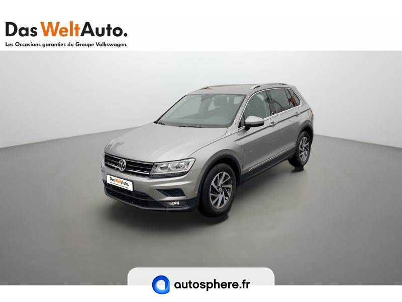 VOLKSWAGEN TIGUAN 1.4 TSI 125 BMT SOUND - Photo 1