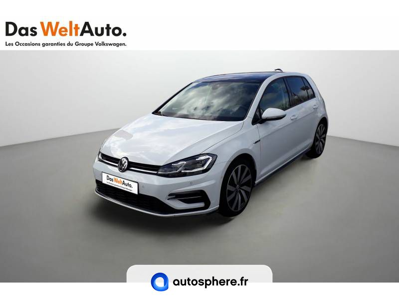 VOLKSWAGEN GOLF 2.0 TDI 150 FAP DSG7 CARAT - Photo 1