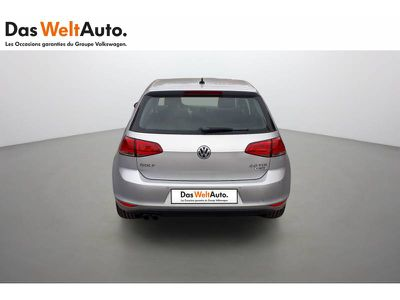 VOLKSWAGEN GOLF 2.0 TDI 150 BLUEMOTION TECHNOLOGY FAP DSG6 CONFORTLINE BUSINESS - Miniature 3