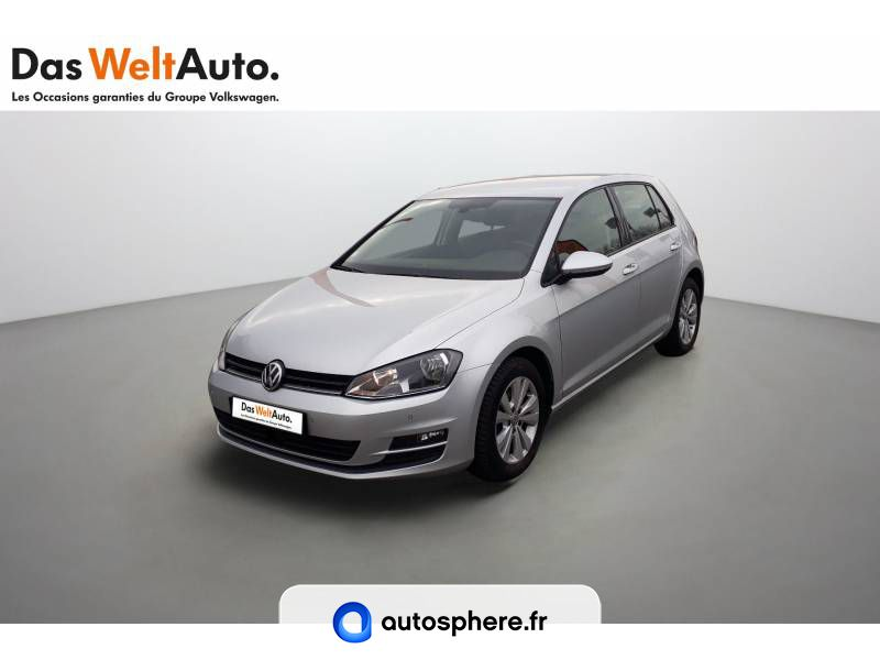VOLKSWAGEN GOLF 2.0 TDI 150 BLUEMOTION TECHNOLOGY FAP DSG6 CONFORTLINE BUSINESS - Photo 1