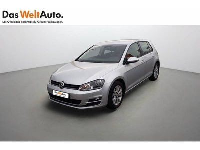VOLKSWAGEN GOLF 2.0 TDI 150 BLUEMOTION TECHNOLOGY FAP DSG6 CONFORTLINE BUSINESS - Miniature 1