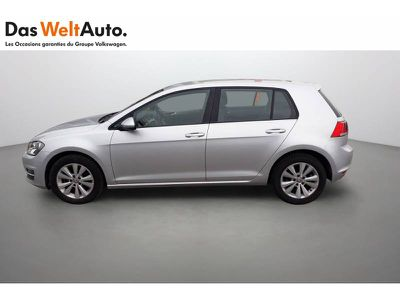 VOLKSWAGEN GOLF 2.0 TDI 150 BLUEMOTION TECHNOLOGY FAP DSG6 CONFORTLINE BUSINESS - Miniature 2