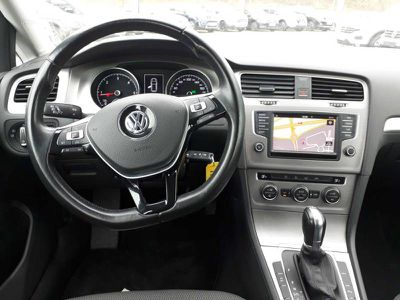VOLKSWAGEN GOLF 2.0 TDI 150 BLUEMOTION TECHNOLOGY FAP DSG6 CONFORTLINE BUSINESS - Miniature 4