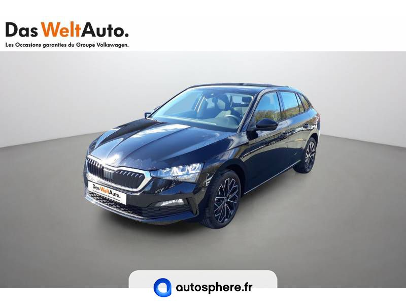 SKODA SCALA 1.0 TSI 116 CH DSG7 AMBITION - Photo 1