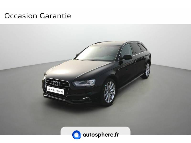 AUDI A4 AVANT 2.0 TDI 120 AMBITION LUXE - Photo 1