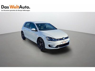 Volkswagen Golf 1.4 TSI 204 Hybride Rechargeable DSG6 GTE occasion