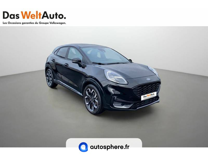 FORD PUMA 1.0 ECOBOOST 125 CH MHEV S&S BVM6 ST-LINE X - Photo 1