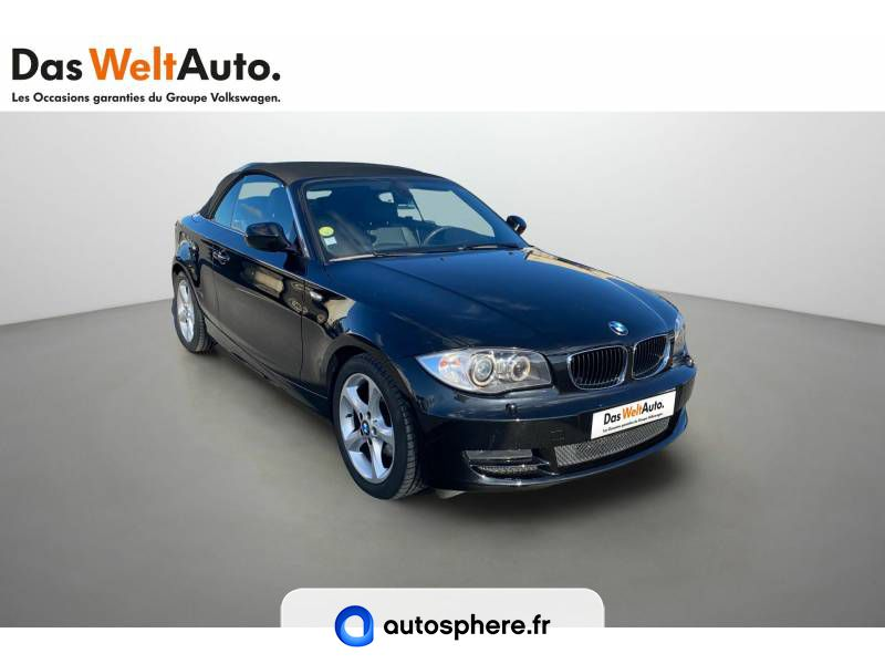 BMW SERIE 1 CABRIOLET 120D 177 CH LUXE A - Photo 1
