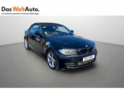 BMW SERIE 1 CABRIOLET 120D 177 CH LUXE A - Miniature 1