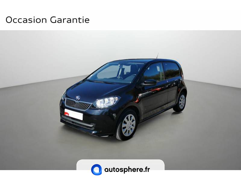 SKODA CITIGO 1.0 12V MPI 75 CH AMBITION - Photo 1