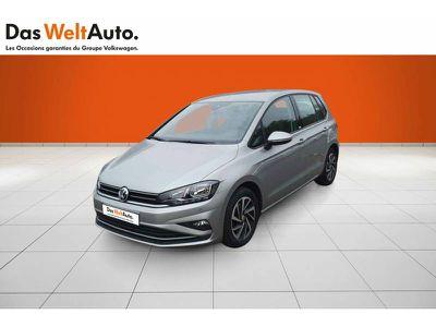 Volkswagen Golf Sportsvan 1.6 TDI 115 BMT FAP DSG7 Connect occasion