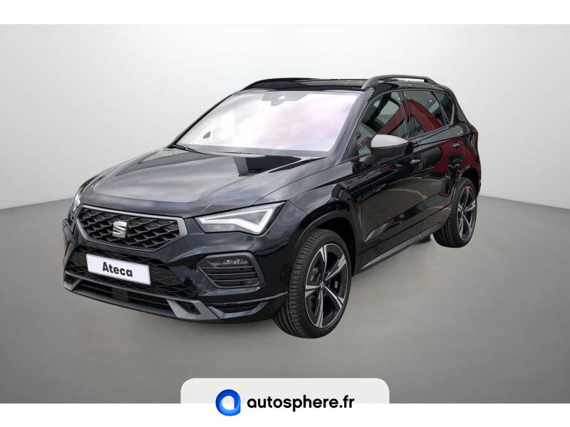 SEAT ATECA 1.5 TSI 150 CH START/STOP DSG7 FR - Photo 1