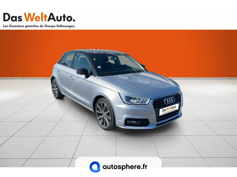 AUDI A1 SPORTBACK 1.6 TDI 116 S TRONIC 7 AMBITION LUXE - Photo 1