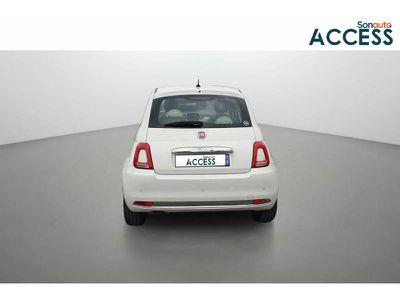 FIAT 500 1.2 69 CH LOUNGE - Miniature 3