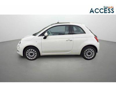 FIAT 500 1.2 69 CH LOUNGE - Miniature 2