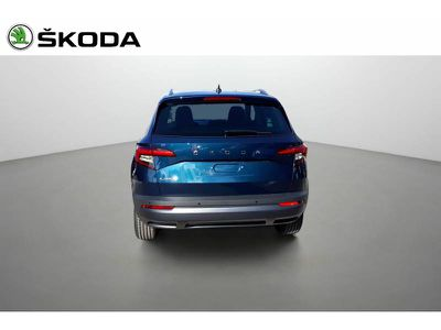 SKODA KAROQ 1.0 TSI 110 CH DRIVE - Miniature 4