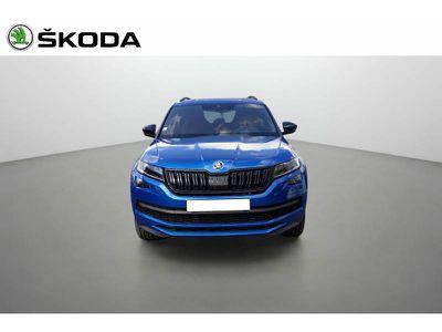 Skoda Kodiaq 2.0 TDI Evo 150 SCR DSG7 5pl Sportline occasion