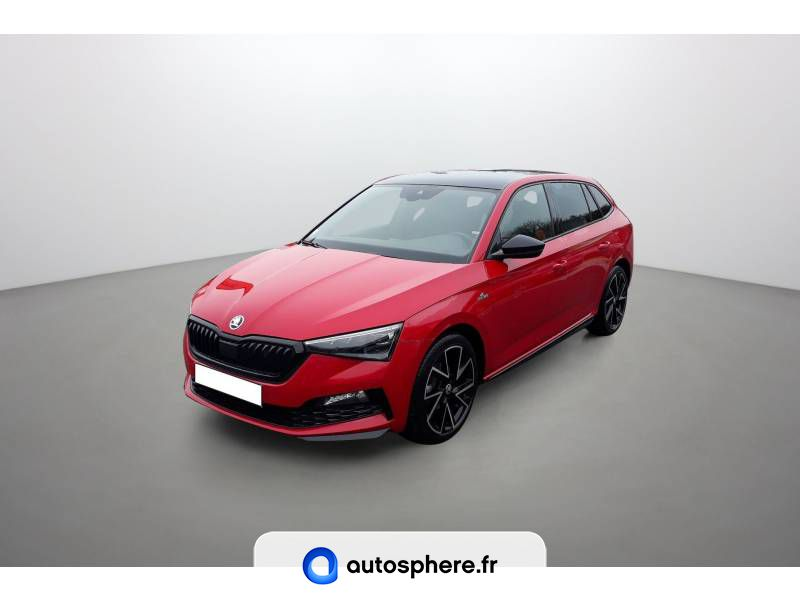 SKODA SCALA 1.5 TSI 150 CH DSG7 ACT MONTE-CARLO - Photo 1