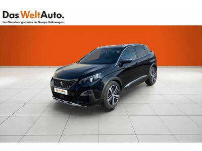 Peugeot 3008 2.0 BlueHDi 180ch S&S EAT6 GT occasion
