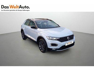 Volkswagen T-roc 2.0 TDI 150 Start/Stop DSG7 4Motion Carat occasion