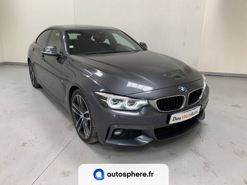 BMW SERIE 4 GRAN COUPE GRAN COUPé 420D 190 CH BVA8 M SPORT - Photo 1