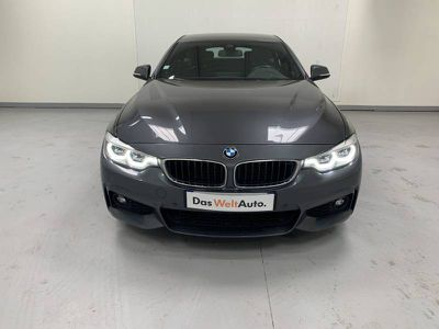 BMW SERIE 4 GRAN COUPE GRAN COUPé 420D 190 CH BVA8 M SPORT - Miniature 4
