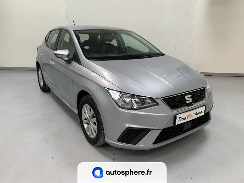 SEAT IBIZA 1.0 75 CH S/S BVM5 STYLE - Photo 1