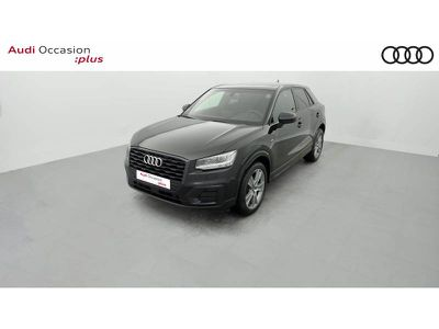 Audi Q2 30 TDI 116 S tronic 7 Midnight Series occasion