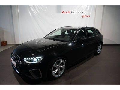 Audi A4 Avant 35 TDI 163 S tronic 7 S line occasion