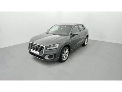 Audi Q2 2.0 TDI 150 ch S tronic 7 Quattro S Line occasion